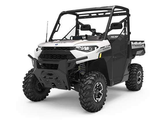 Ranger XP® 1000 EPS Ride Command®