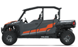 DE 4 ASIENTOS Polaris GENERAL® 4 1000 EPS Deluxe