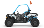 SIDE-BY-SIDE Polaris ACE™ 150 EFI