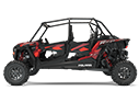 DE 4 ASIENTOS Rzr XP® 4 Turbo EPS Fox Edition